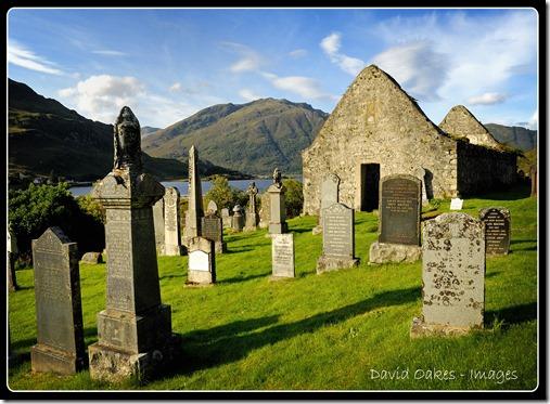 Clachan Duich, Morvich  Kintail, Glen Sheil, Scotland