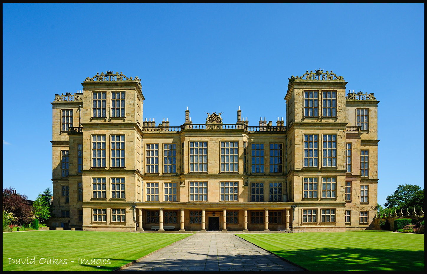 Hardwick Hall | DAVID OAKES -IMAGES.