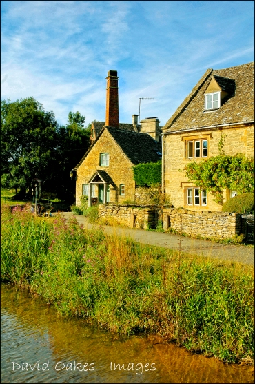 LOWER SLAUGHTER. The Mill, Cotswolds 15