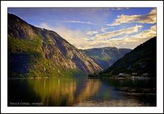 Eidfjord, Hardangerfjord Norway