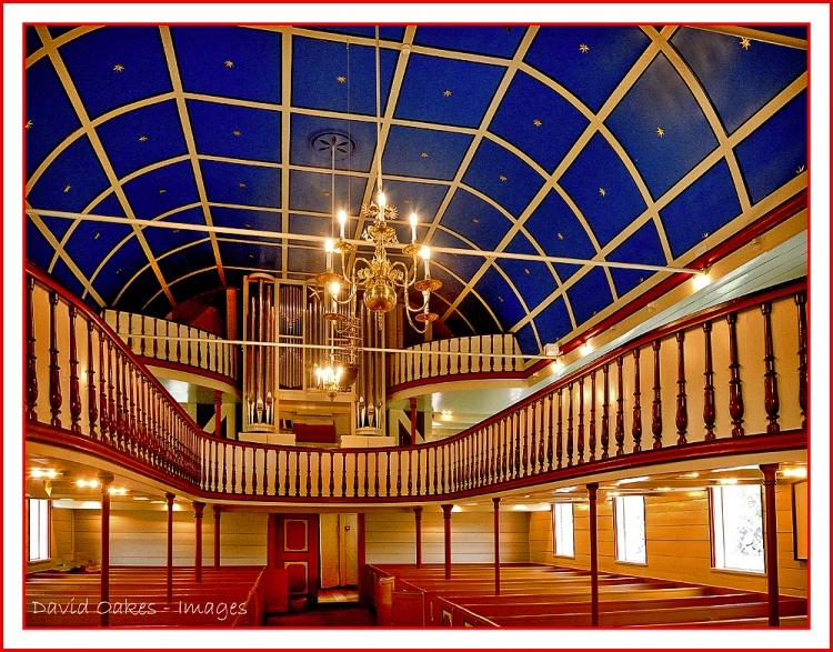 Havnar Kirkja Faroe