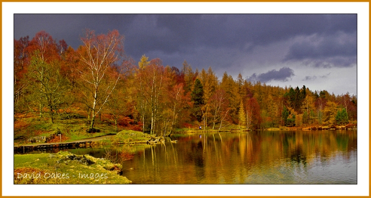 Storm Brewing Tarn Hows