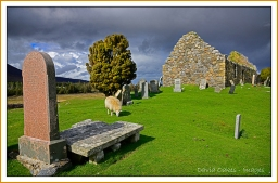 Chriosd Church, Braodford , Isle of Skys