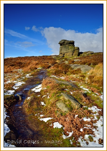 Hathersage Moor and Mother Cap 1