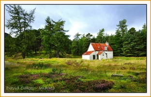 Braemar. Linn of Quoich