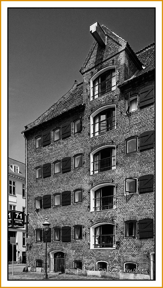 Copenhagen-Hotel