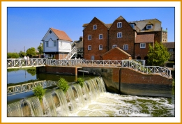 Abbey Mill, Mill Avon, TEWKESBURY 01
