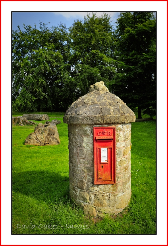 A-Red-Post-Box
