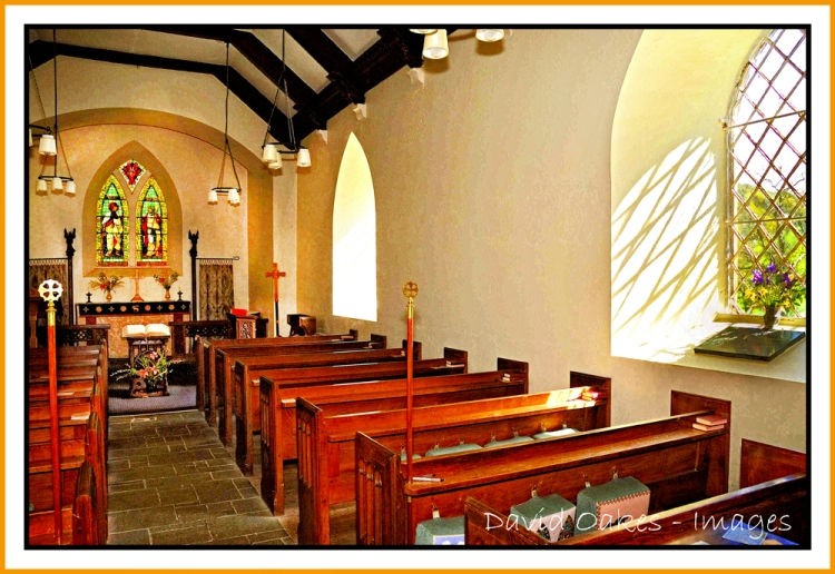Buttermere-Church.-Wainwrights-Memorial-Window-on-right