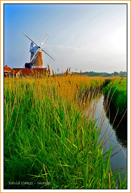 Cley-Windmill-and-Marsh