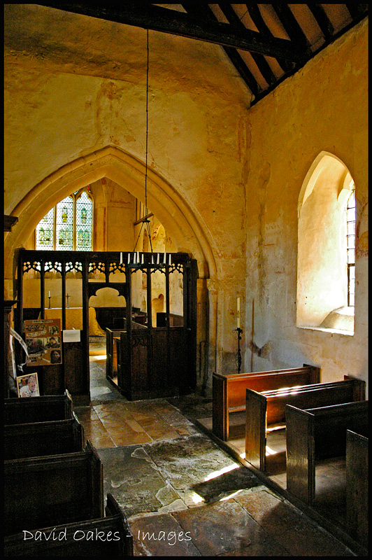 HAILES-PARISH-CHURCH-(pre-1240).The-Nave,-Winchcome,-Cotswolds