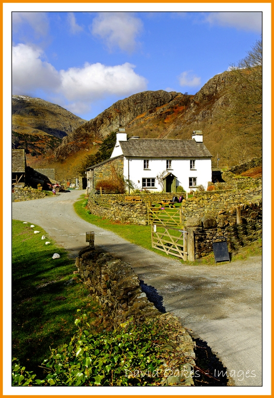 YEW TREE FARM, Yew Dale, CONISTON, Cumbria.  A Beatrix Potter fa
