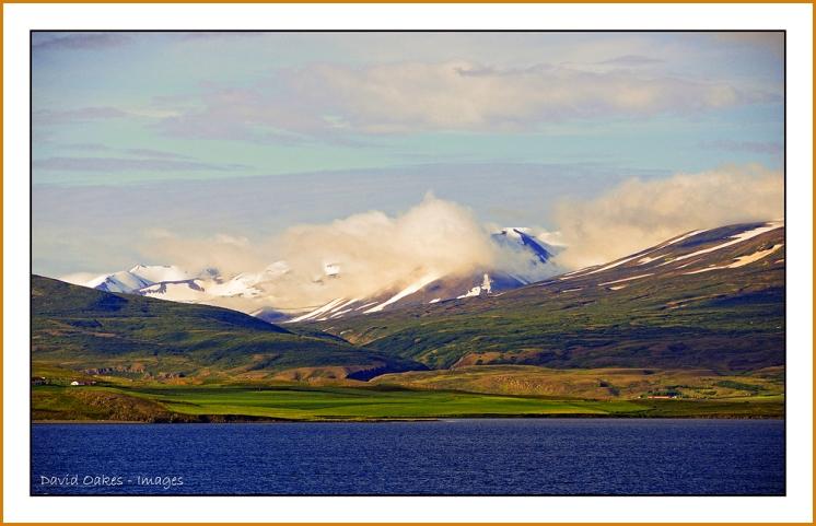 Dusk-Iceland