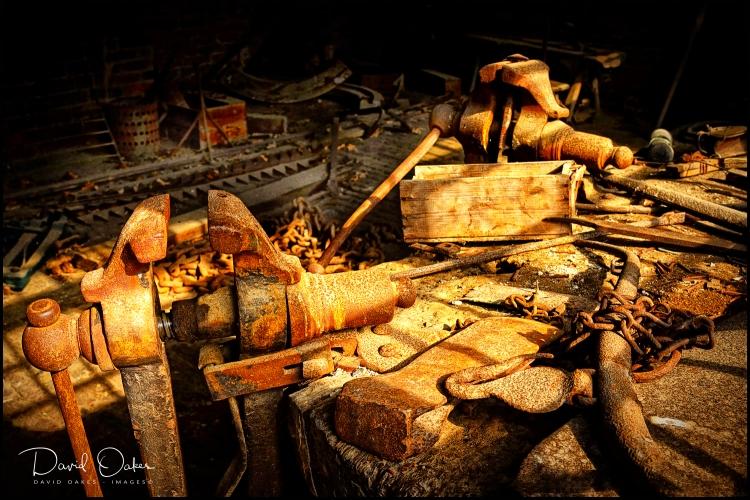 Blacksmiths Bench