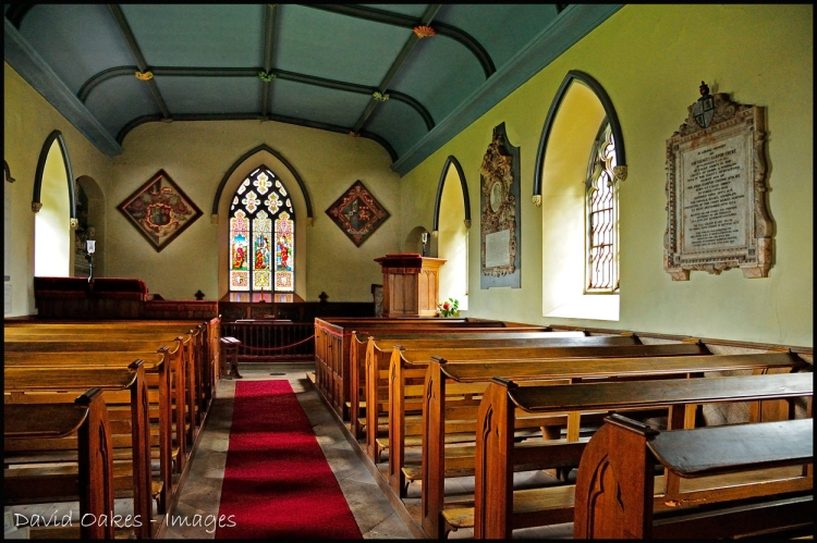 St-Giles-interior