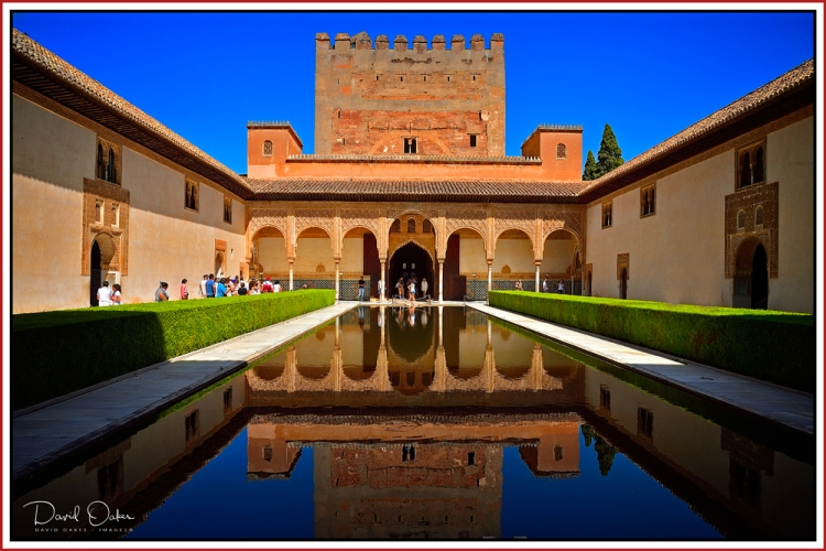 Alhambra...Granada-of-the-Moors