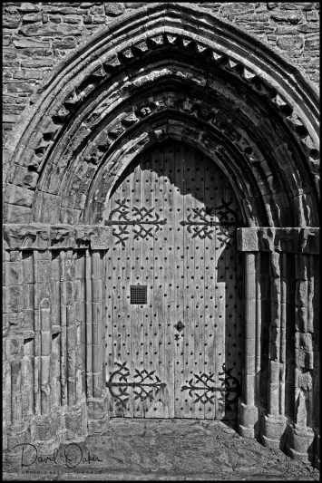 Abbey-Door