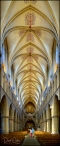 Interior Wells Cathedral