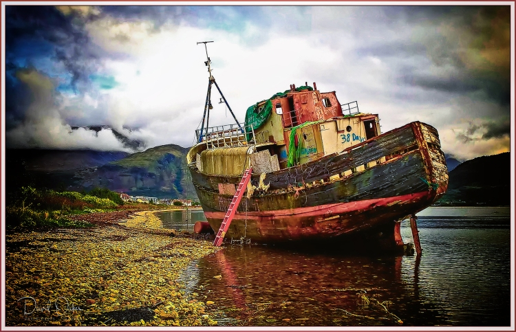 Loch Linnhe Wreck