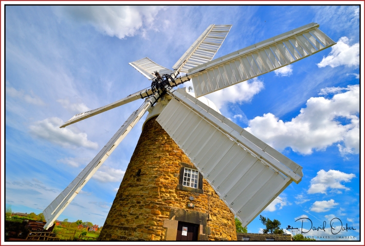 Heage-Windmill