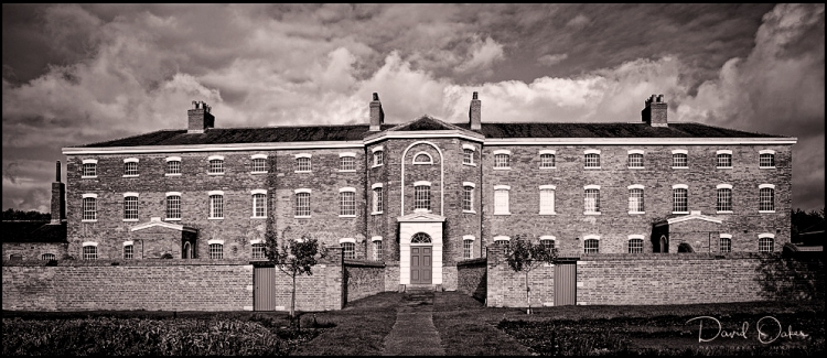 Southwell-Workhouse-Sepia