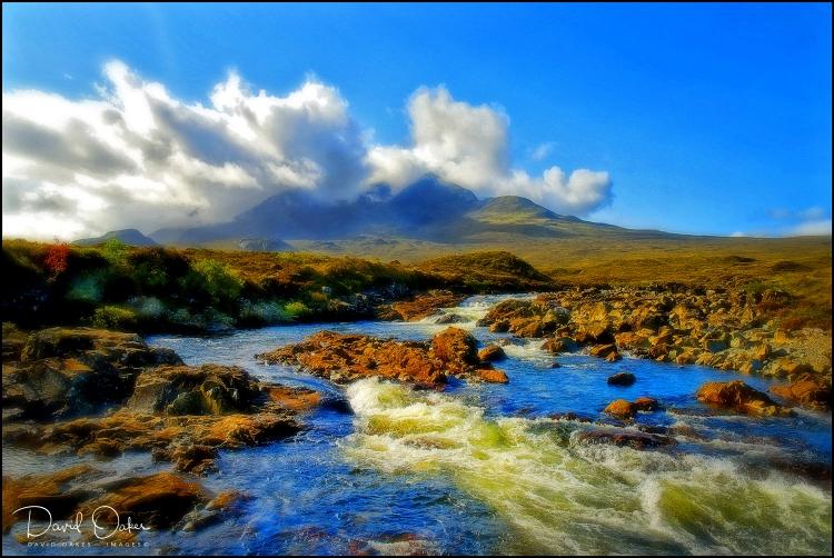 Cuillins-Skye