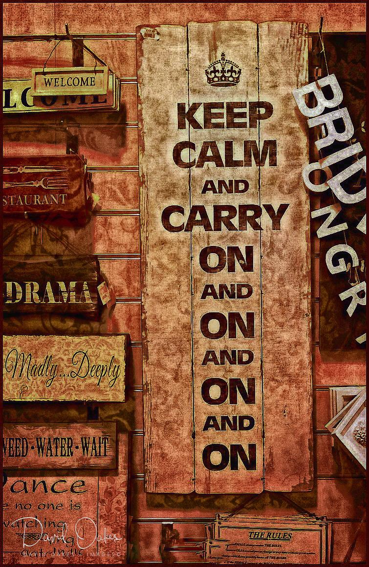 Keep-Calm HDR