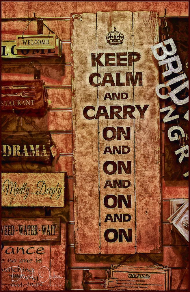 Keep-Calm HDR