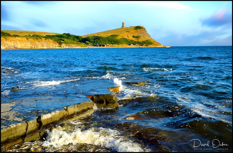 Kimmeridge Bay. Dorset