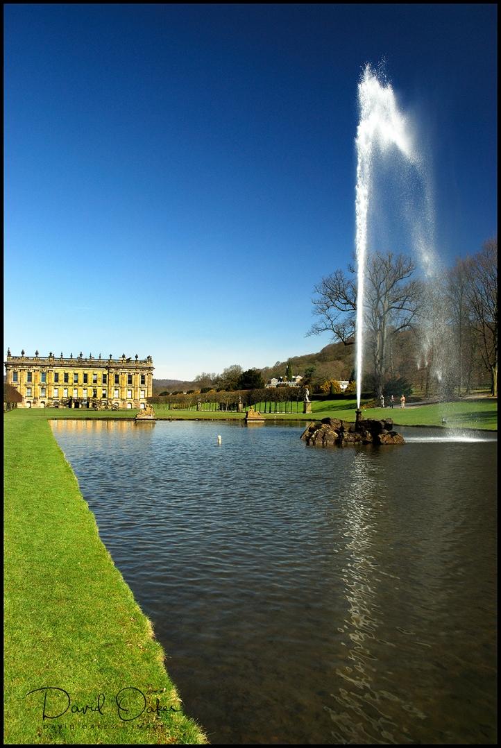 CHATSWORTH-Emperor Fountain